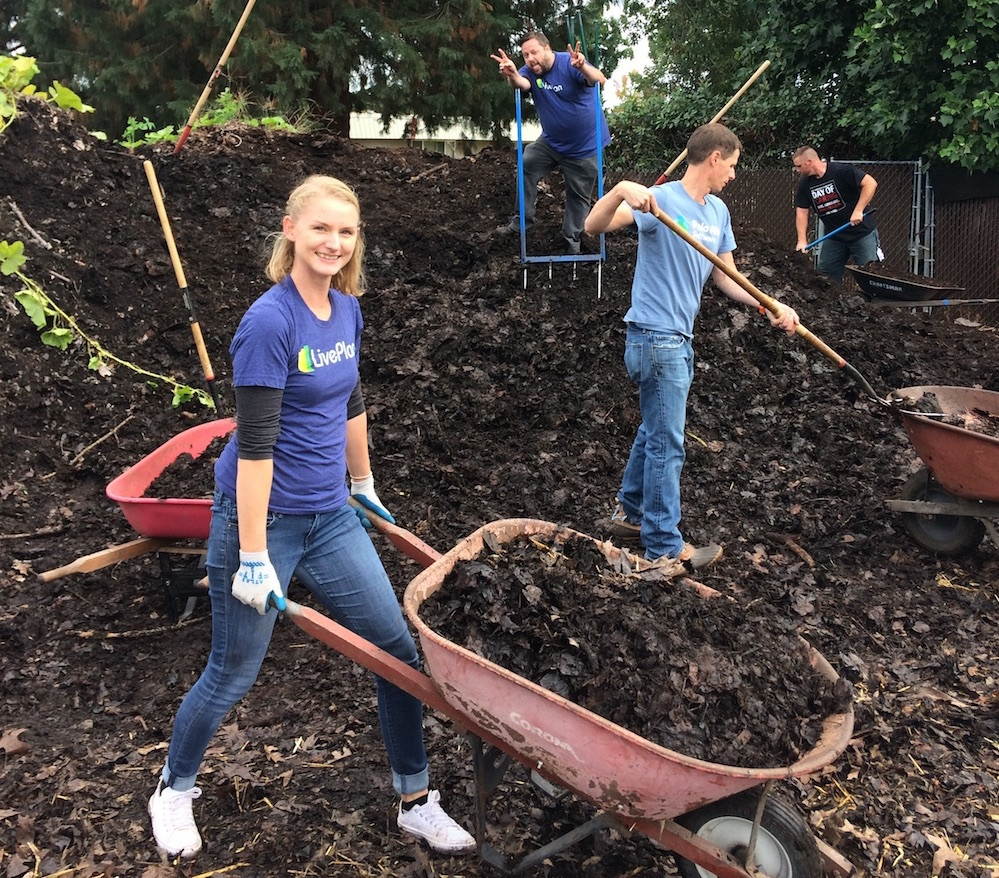 Palo Alto Software Day of Caring
