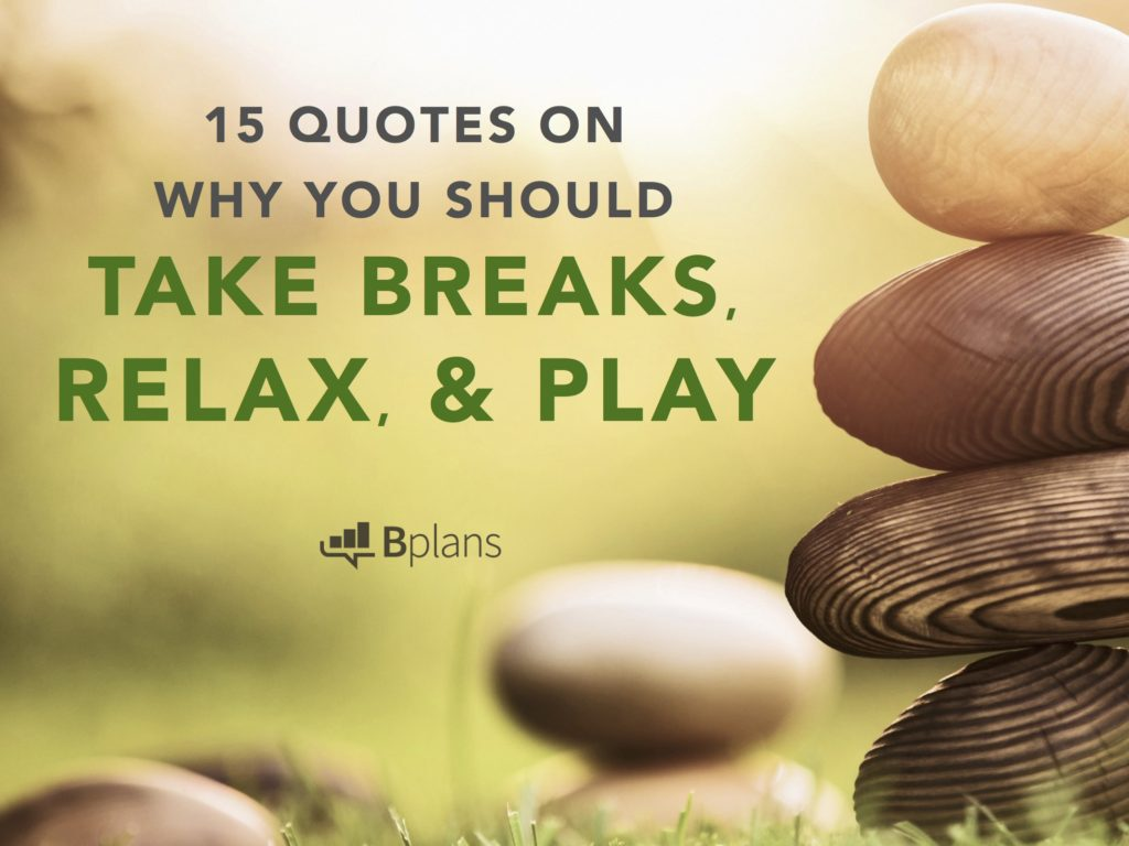 relaxation quotes and sayings