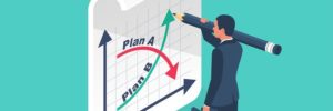 It can be easy to panic and focus on scrambiling to save your business, but the easiest way to do that, is to dive into short-term and long-term planning. Follow these steps to get your business back on track and potentially turn it into a recession proof success.