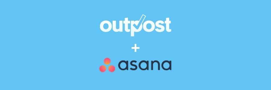 Learn to connect Outpost and Asana to make your email and project management tools seemlessly work together and get the best from both.