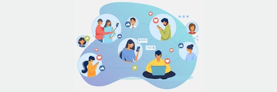 您是否有兴趣使用社交媒体提升您的营销?以下是建立社交渠道的3个步骤。让我们开始吧。