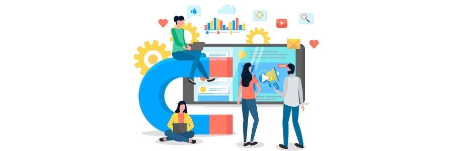数字营销可能是一个复杂的过程,但对现代企业的竞争至关重要。从制定一个战略开始,分7个步骤。