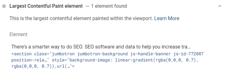 Identify fixes using the detailed analysis in the Google Site Speed Tool