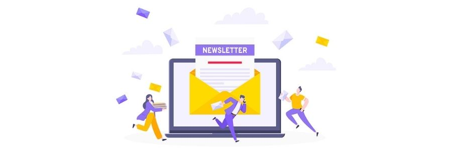 It can be difficult to create email newsletters that connect with customers. Here are five tips to improve email newsletter engagement.