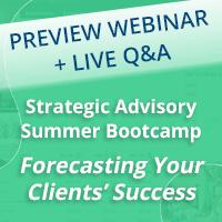 Strategic Advisor Summer Bootcamp preview webinar