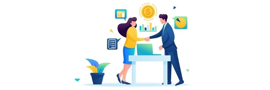 Partnering with another business presents an opportunity to grow. Here are five key methods to help you find the right type of partnership.