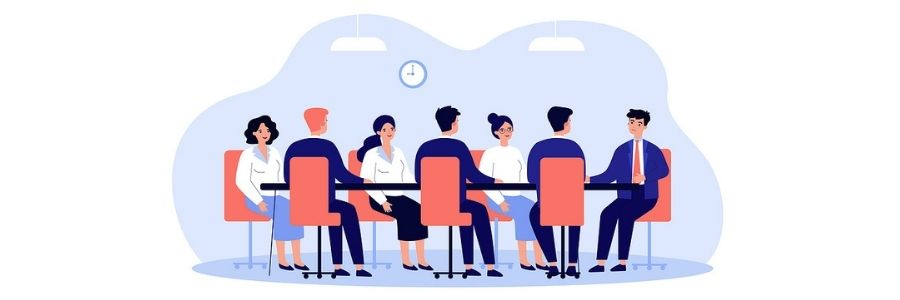 Struggling to run efficient nonprofit meetings? Learn how to run efficient and productive nonprofit meetings using these 6 key meeting rules.