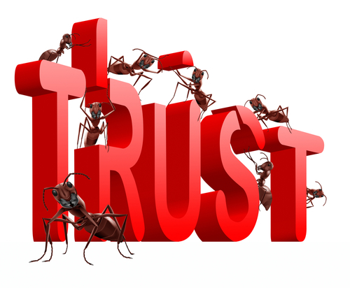 Building Trust With Quality Website Content Bplans