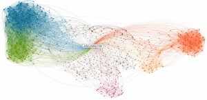 LinkedIn Map helps entrepreneurs track their connections.