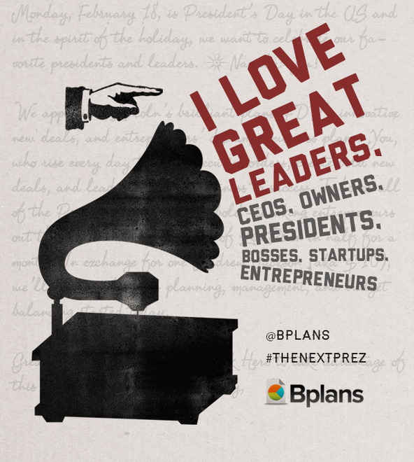 I Love Great Leaders CEOs Owners Presidents Entrepreneurs Startups Bosses
