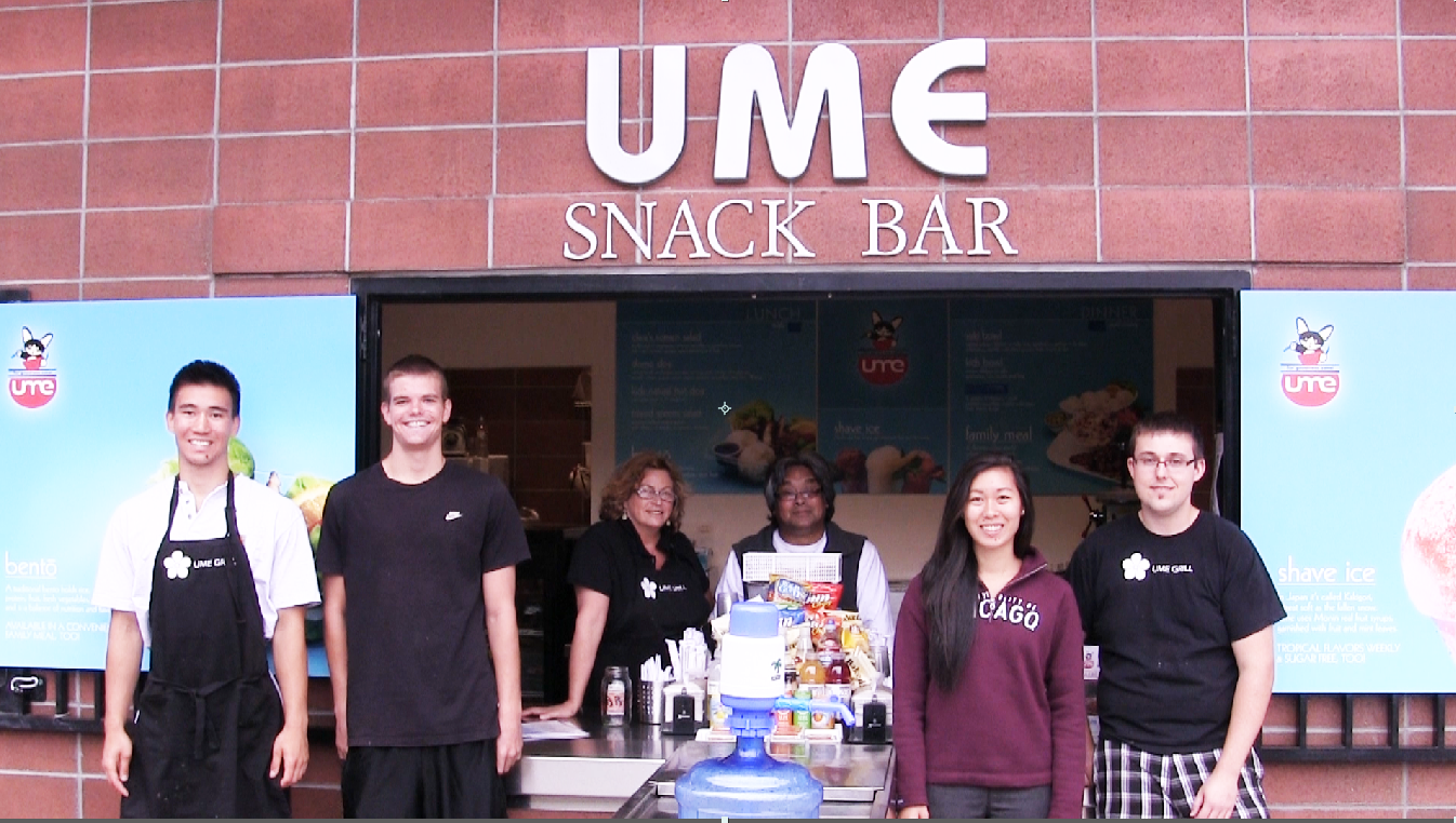 Ume Grill success story
