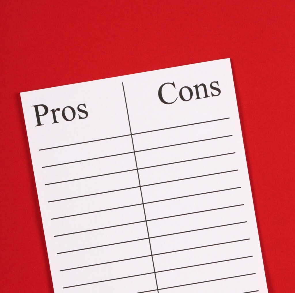 Pros and Cons Template Word - Bing